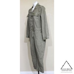 Madewell Coverall Jumpsuit G2039 British Surplus